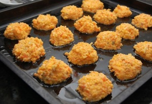Zanahoria Al Horno / Las chips de zanahoria al horno son perfectas para picar entre horas sin pensar en las calorías, ya que apenas contienen aceite.